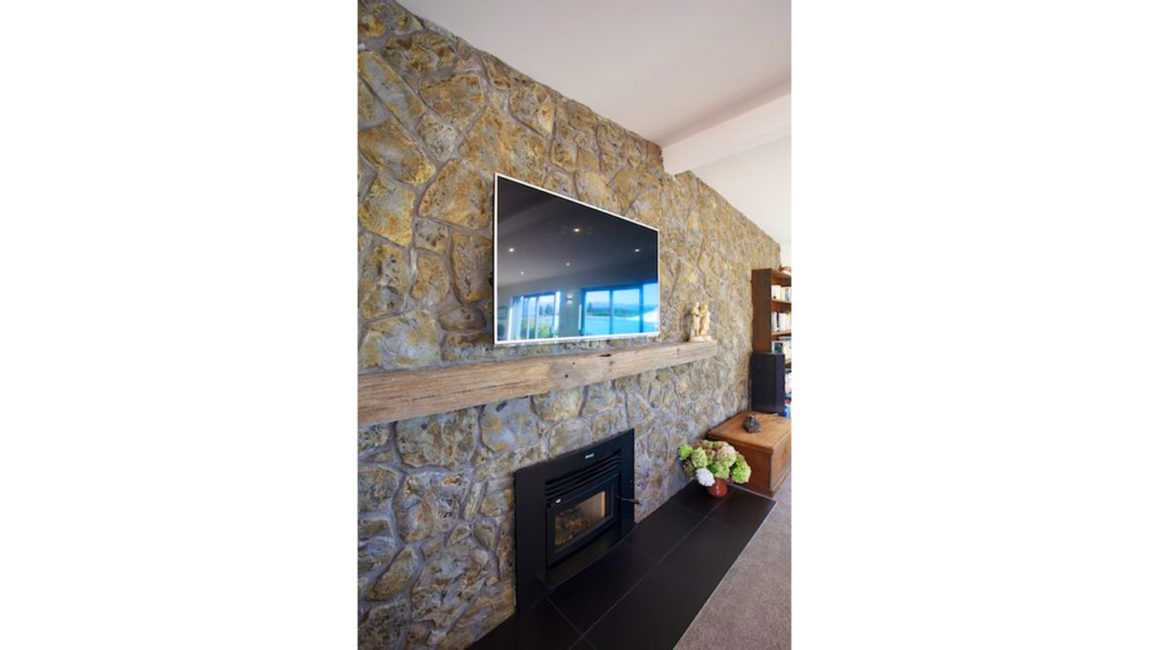 High Country Boulder Stone Profile in a Tarras Colouring