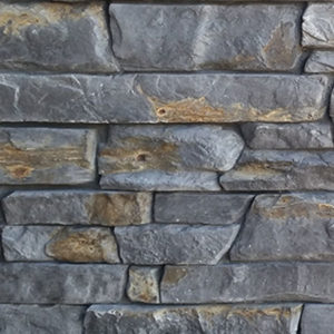 Southern Ledgestone - Queenstown Grey Sample