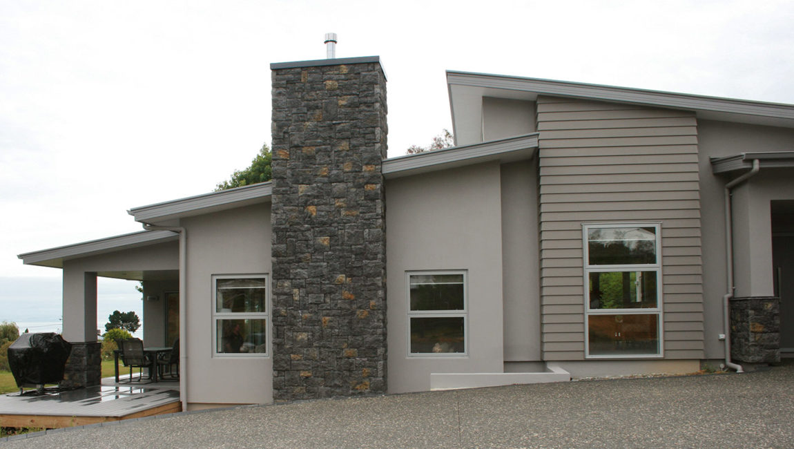 New Zealand Basalt Stone Profile