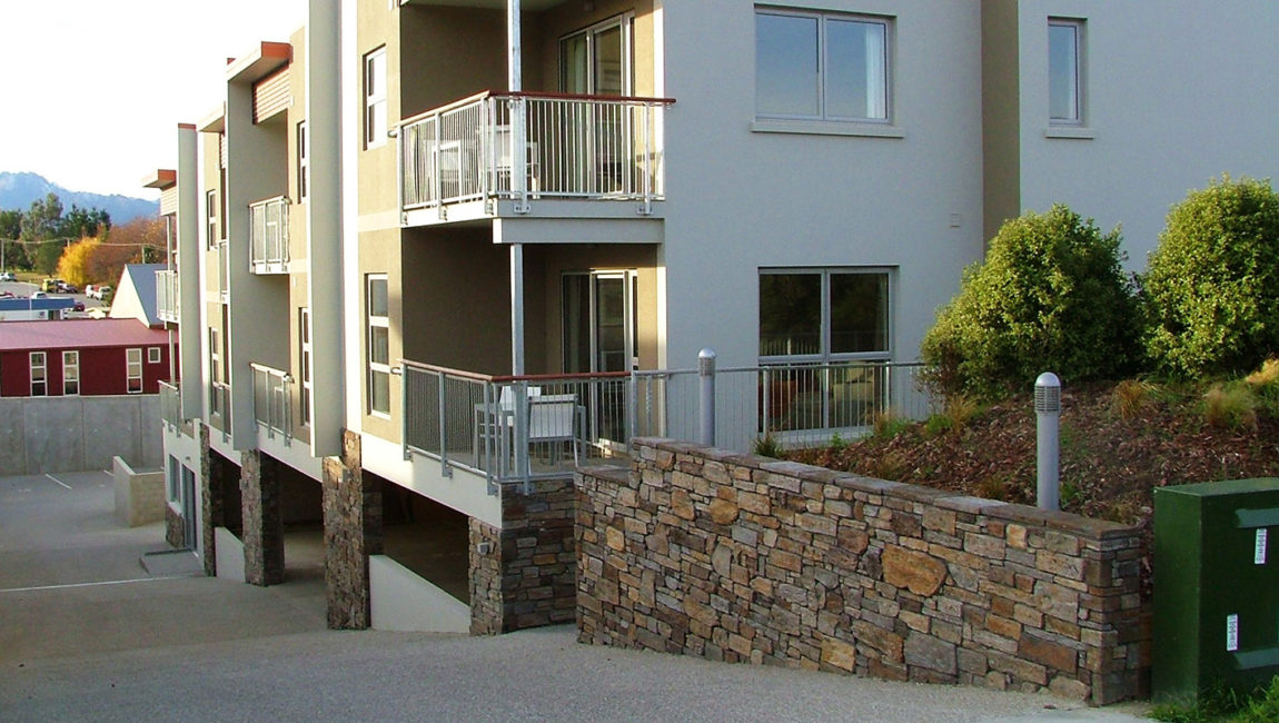 Colonial Schist Stone Profile in a Custom Grey and Brown Blend Colouring