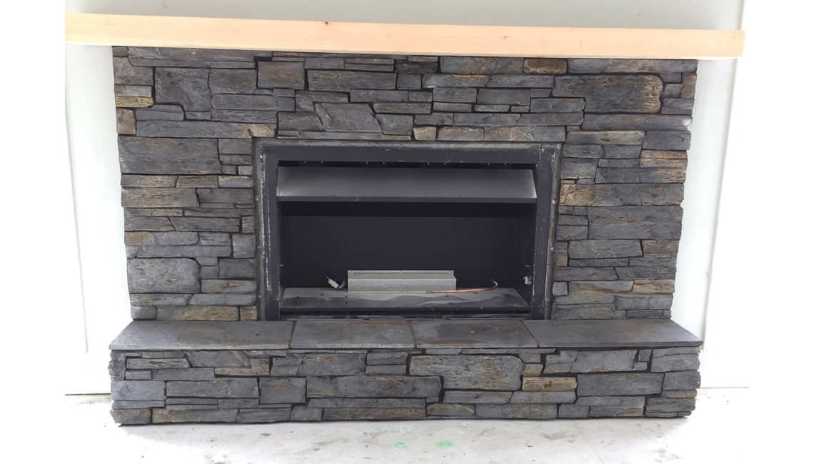 Southern Alps MasterFit Stone Profile in a Wanaka Blend Colouring