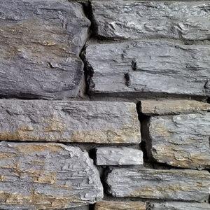 Colonial Schist - Queenstown Grey Sample