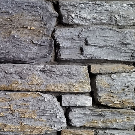 Colonial Schist - Queenstown Grey Sample
