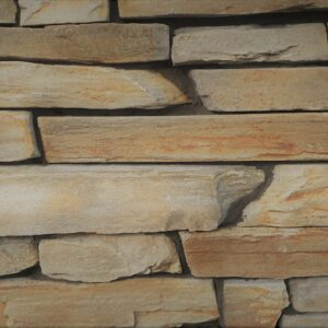 Mountain Ledgestone in Tarras colouring