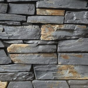 Mountain Ledgestone in Wanaka Blend colouring